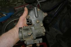 For swap or sale Carburateur Horch V8 Solex BFR 35 40 FHR